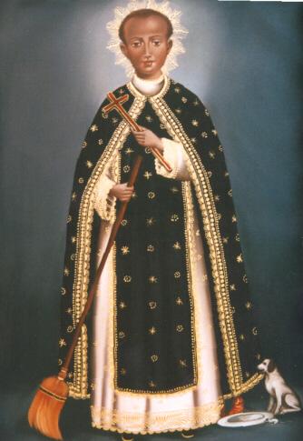 saint martin s story