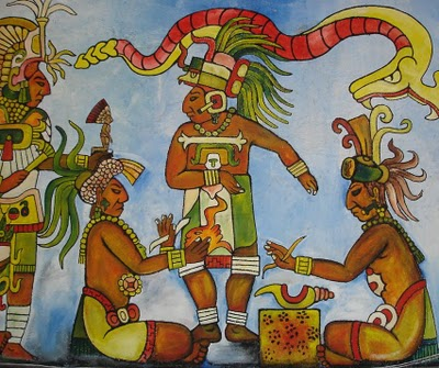 Resultado de imagen de personas mayas