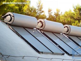Centrala termica solara o idee buna pe care sa asternut praful  Misiunea Casa