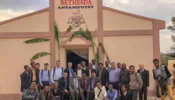 Foaie de informare din Madagascar  / noiembrie - decembrie 2018
