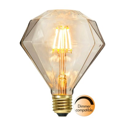 LED lemputė DIAMOND SOFT GLOW