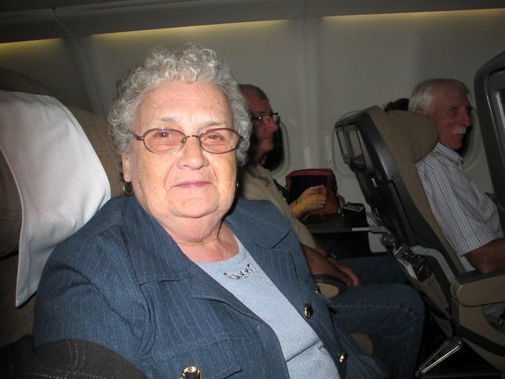 Fernande et la belle vieillesse