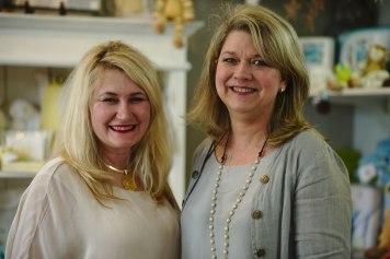 Samantha Morris and Laura Dunnam of Calico Mushroom