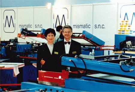 Giuseppina Grassi and Michele Carnevale