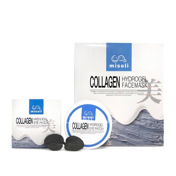 misoli Collagen Mask & Patch Setti