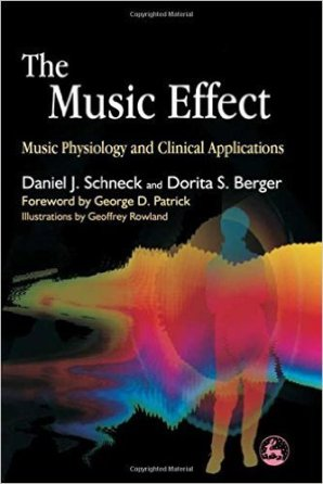 """The Music Effect: Music Physiology and Clinical Applications by Daniel J. Schneck and Dorita S. Berger Research consistently demonstrates that music can quickly change physiology. Does that mean that music therapy is a """"cure"""" for misophonia? No. However, understanding how music affects physiology can help an individual with misophonia (or a child) develop coping skills. This is not an idea that will work for everyone but an interesting and informative read regarding how our bodies connect with music."""