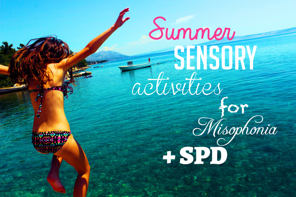summer sensory activities