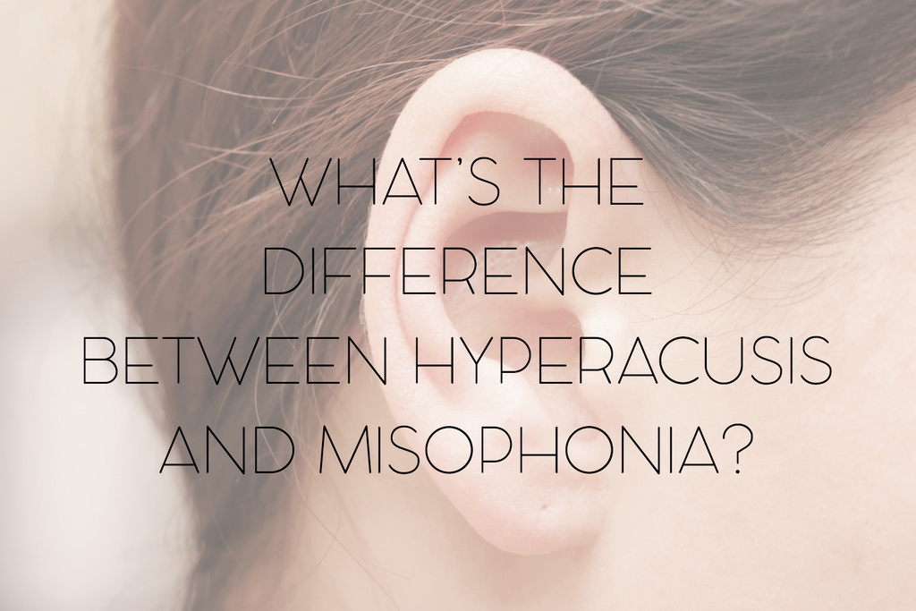 hyperacusis and misophonia