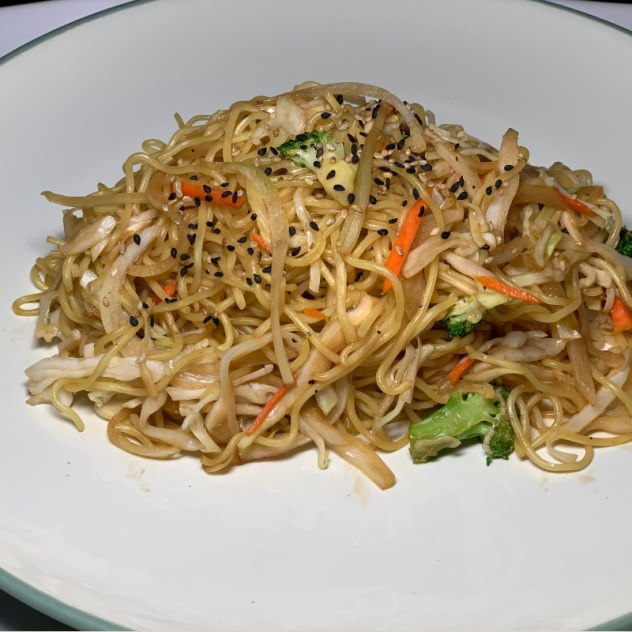 Fried Noodles Menu