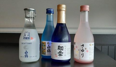 Sake Takeout