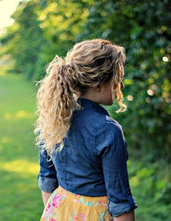 Peinados Para Cabello Crespo Porque Nada Es Imposible