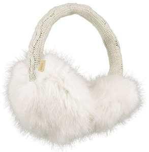 Barts Cache oreille Femme Blanc