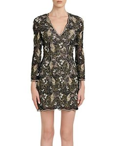 La Perla Femme Cfiplm005910w233 Noir Polyamide Robe