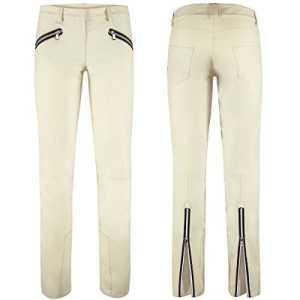 K-Way – Survêtement NINA MICRO TWILL pour femme, tissu extensible – White Antique – 7