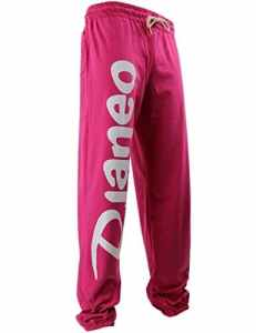 Pantalon Djaneo Rose et Blanc Taille XS