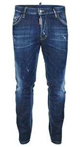 Dsquared2 – Jeans – Femme Bleu bleu – Bleu –