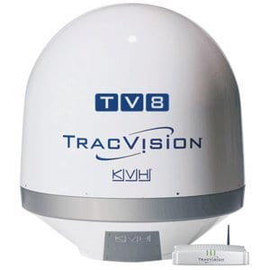 KVH TracVision TV8 Circular LNB f/North America – Truck Freight Only
