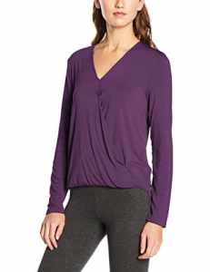 Short Stories – Shirt 1/1 – Haut De Pyjama – Femme – Violet (plum 6240) – 40