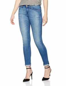 7 for all mankind Cristen, Jeans Femme, Bleu (Blue Bright), W26/L32 (Taille Fabricant: 26)