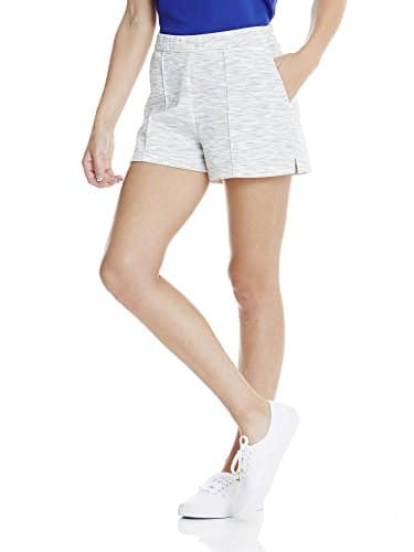 Bench Mutlicolored Bonded, Short Femme, Mehrfarbig (Multicoloured Double Jersey P1033), 42