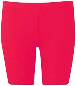 The Home of Fashion – Short de sport – Femme multicolore rose cerise L (42-44)