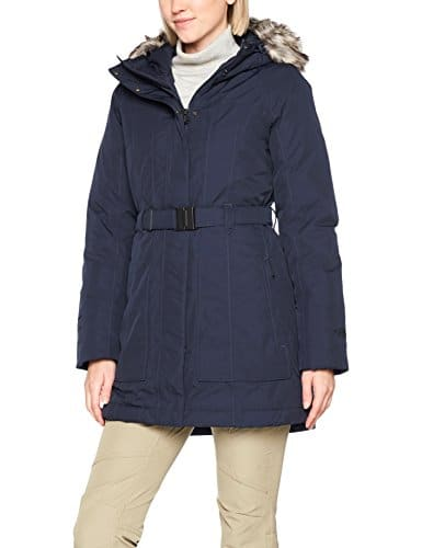 The North Face Brooklyn 2 Parka Femme, Urban Navy, FR : L (Taille Fabricant : L)
