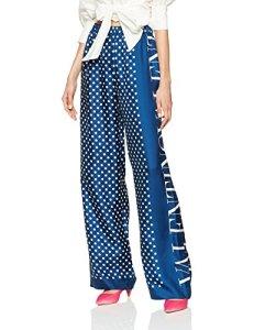 Valentino – Pantalon – Femme – bleu – Medium