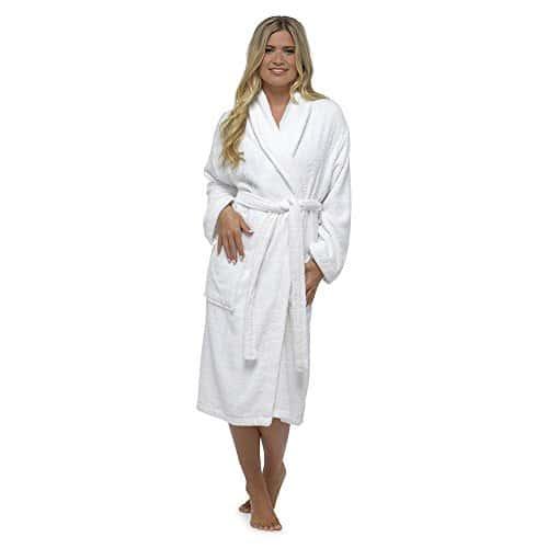 Chambre Tissu Robe De En Luxe Éponge Bv6i7mfyyg 100coton Femmes nX8Pw0kO