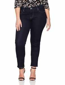 Levi's 311 Pl Shaping Skinny, Jeans Femme, Bleu (Darkest Sky), 48/L30 (Taille Fabricant: 18/S)