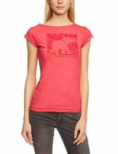 CMP t-shirt pour femme 46 Rose – Lampone
