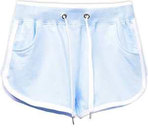 YooKaUK – Short – Femme – bleu – X-Large