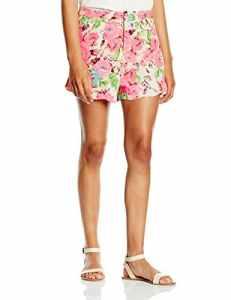 Beloved Lulu- Shorts – Short – Femme – Rose – 40 (Taille fabricant:Medium)
