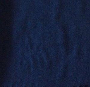 CJ Apparel Bleu marine Solides Secondes Couleur Chle Pashmina d'écharpe