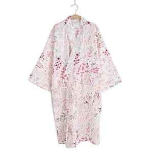 Kimono Robe Yukata Peignoir de bain pour femme # 01