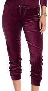 Juicy Couture – Survêtement – Femme Violet Nightingale Purple – Violet – Large