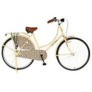 Hollandia City Leopard Bike by Hollandia