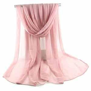 Wicemoon Écharpes Mode Femmes Fashion Design Fleur Imprimé Voile Stole Écharpes Long Châle Écharpe