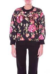 Dolce E Gabbana Femme F9962zfs7w6hne10 Multicolore Coton Sweatshirt