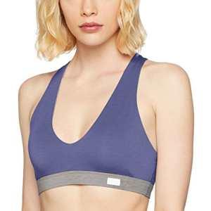 Sloggi Women Move Flow Top2, Base Layers De Sport Femme, Multicolore (Blue-Light Combination M007), 38 (Taille Fabricant: Small)