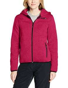 Geographical Norway TECLIPSE Lady ASSORT B, Sweatshirt Sportswear Femme, Rose (Flashy Pink), 38 (Taille Fabricant: 2)