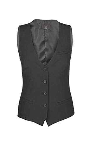 Greiff Veste pour femme, coupe régulière, 8222, plusieurs couleurs – Noir – 44
