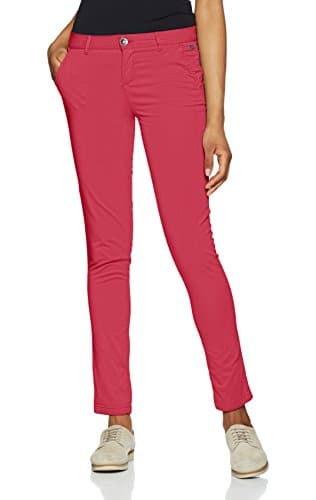 DDP F7CHOGS3, Pantalon Femme, Rose (Pink), FR: 36 (Taille Fabricant: 27)