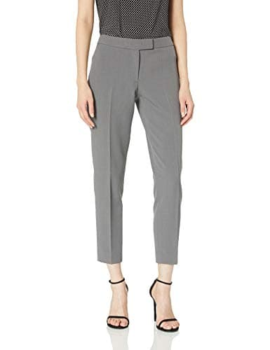 Anne Klein Femme Pantalon – Gris – 44