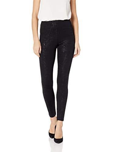 Lyssé Femme Leggings – Noir – Taille S