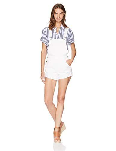 Joe's Jeans Femme 138444 Salopette – Blanc – Taille S