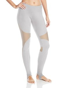 Alo Yoga Women's Coast Legging, Alloy, S