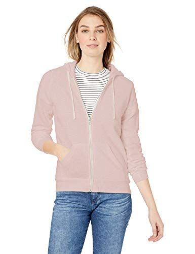 Alternative Femme 09573F2 Sweat à Capuche – Rose – Taille S
