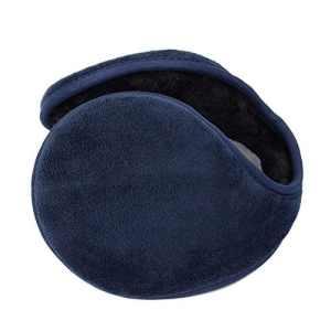 SWIDUUK – Cache-oreilles – Femme – Bleu – Taille Unique