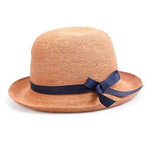 CJY-GO Chapeau de Plage Panama Chapeau de Paille Panama Chapeau de Paille pour Les Voyages et Les Vacances Floppy Capuchon Pliable UPF50 +