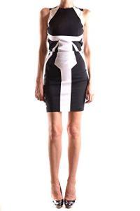 Philipp Plein Femme P17cwrg0077pte032n02 Noir Viscose Robe